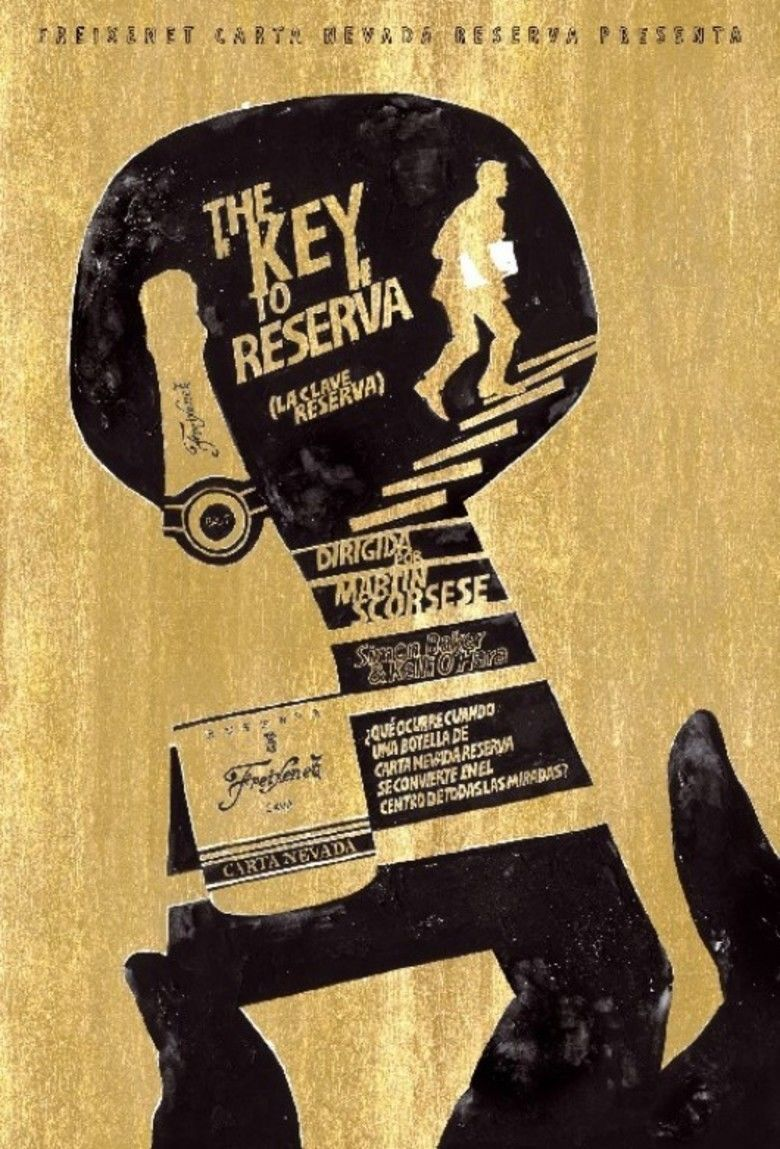 The Key to Reserva movie poster