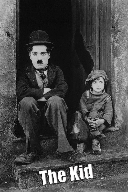 The Kid (1921 film) movie poster