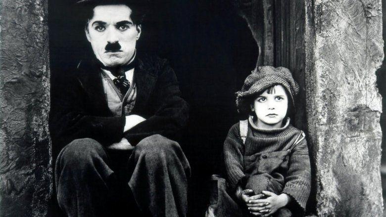 The Kid (1921 film) movie scenes