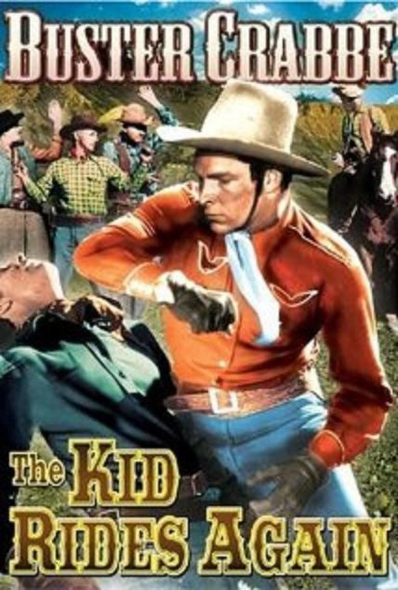 The Kid Rides Again movie poster
