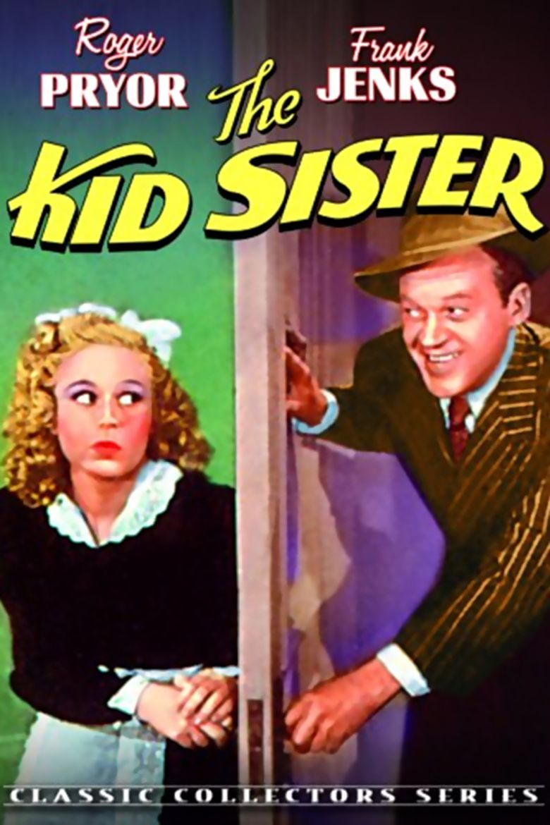 The Kid Sister movie poster
