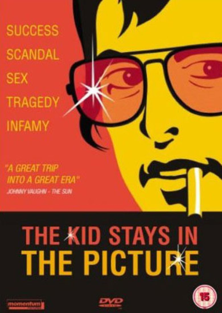 The Kid Stays in the Picture movie poster