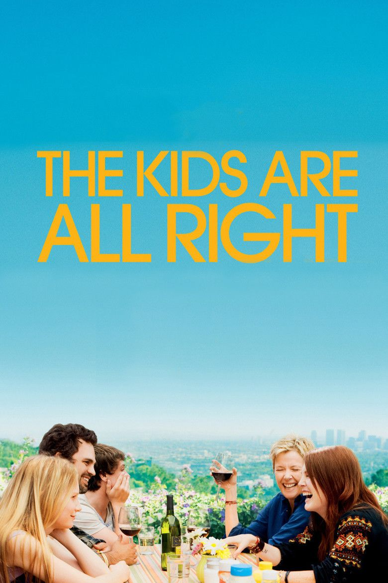 The Kids Are All Right (film) movie poster