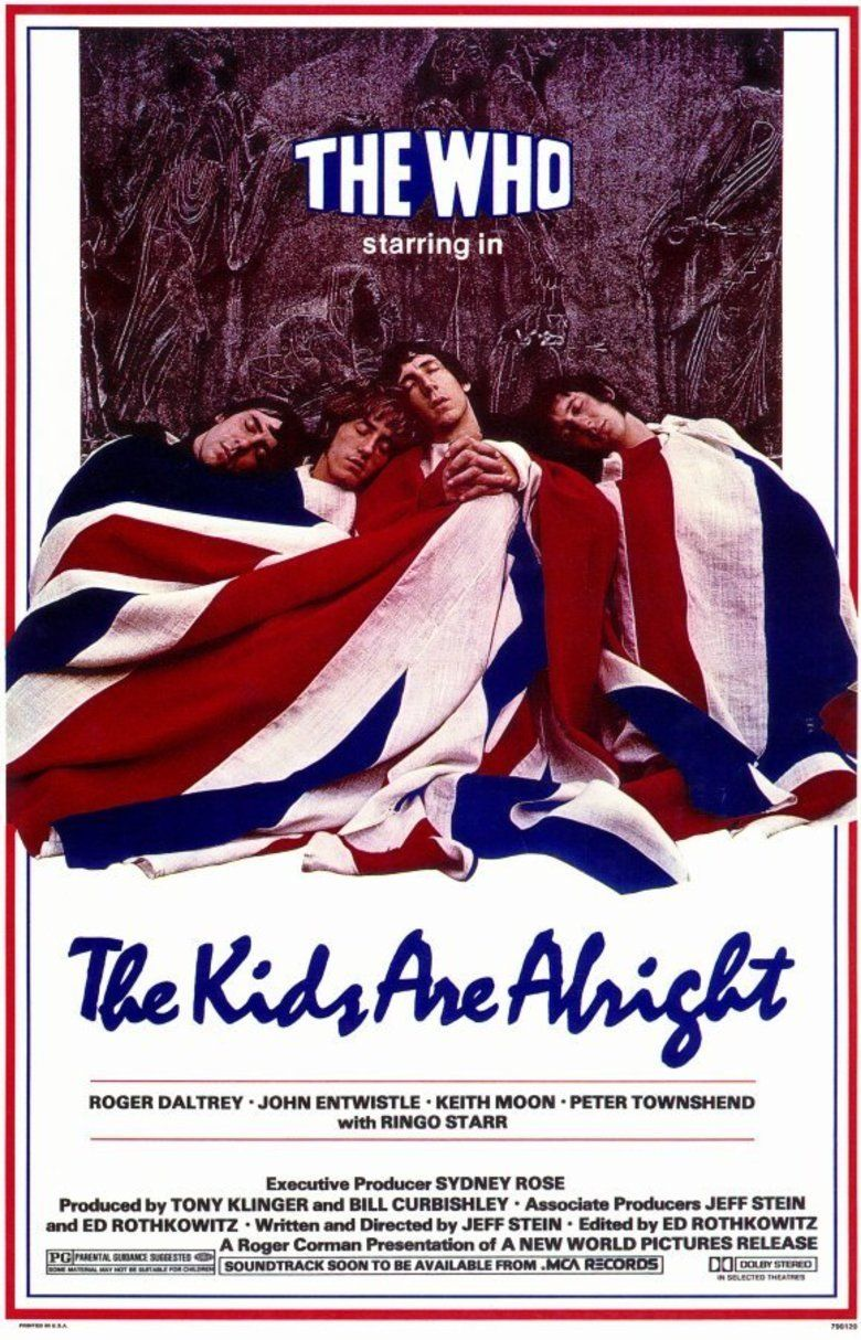 The Kids Are Alright (film) movie poster