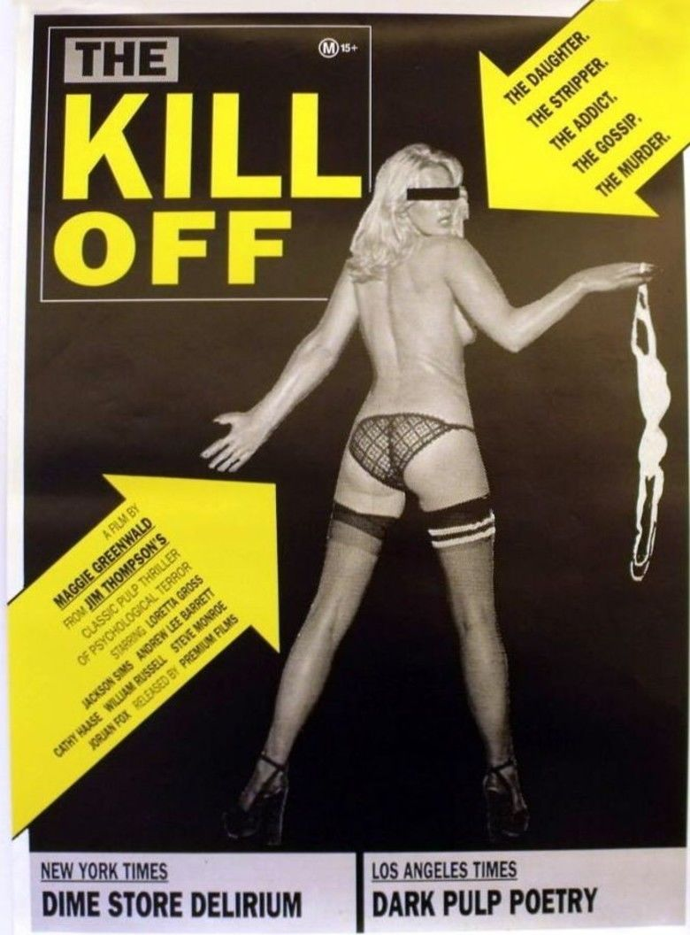 The Kill Off movie poster