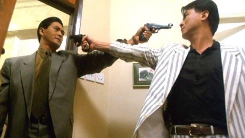 The Killer (1989 film) movie scenes
