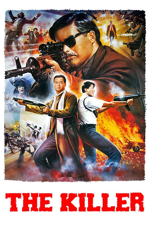 The Killer (1989 film) movie poster