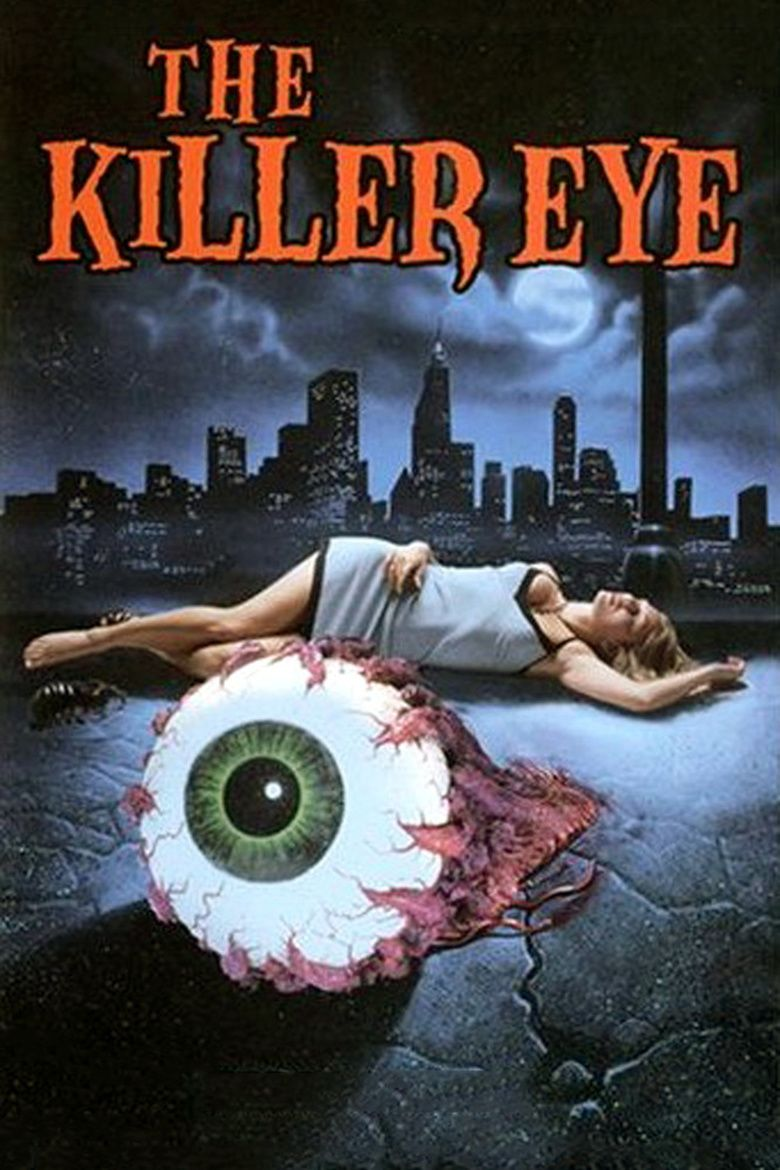 The Killer Eye movie poster