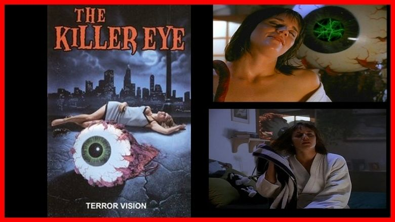 The Killer Eye movie scenes