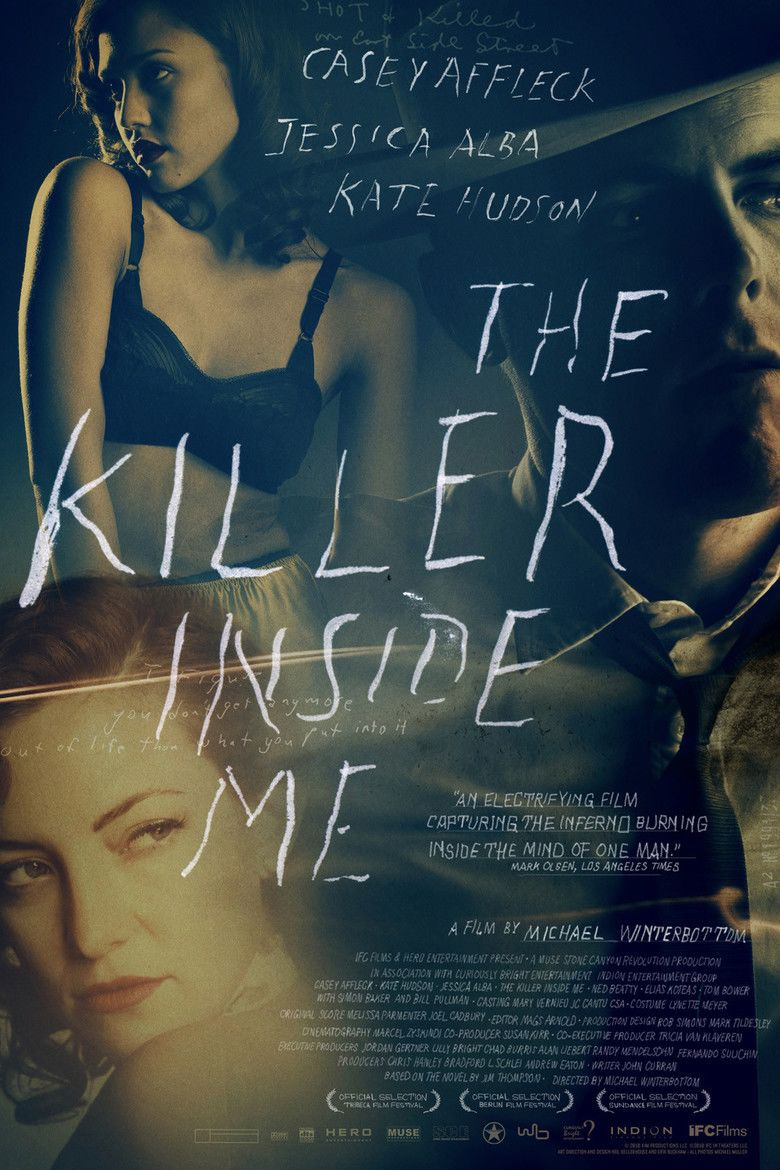 The Killer Inside Me (2010 film) movie poster
