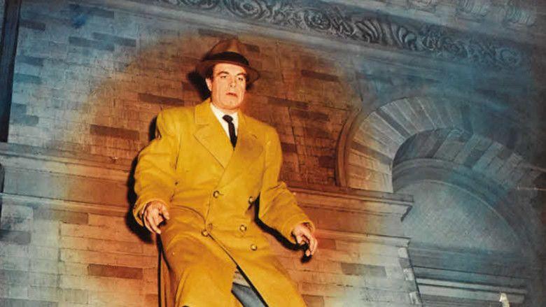 The Killer That Stalked New York movie scenes