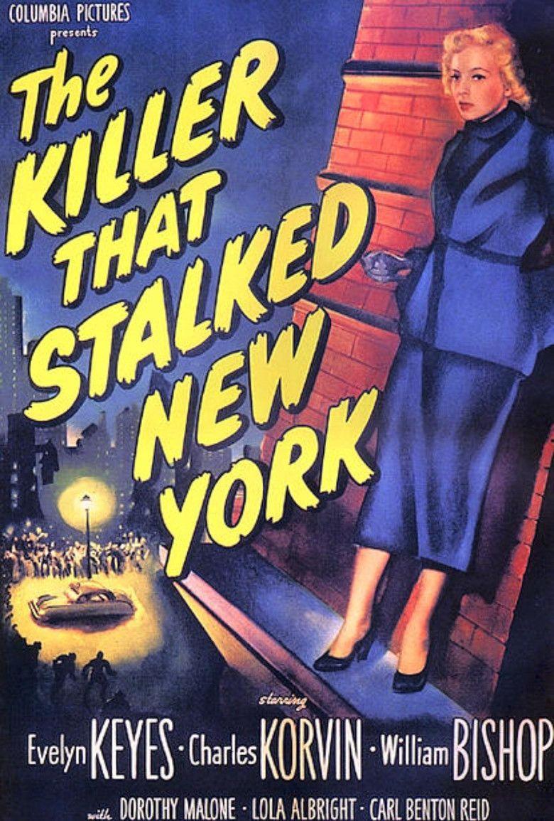 The Killer That Stalked New York movie poster