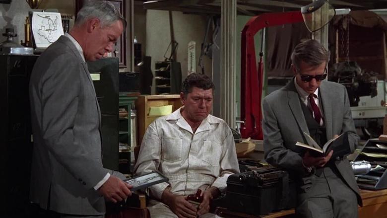 The Killers (1964 film) movie scenes