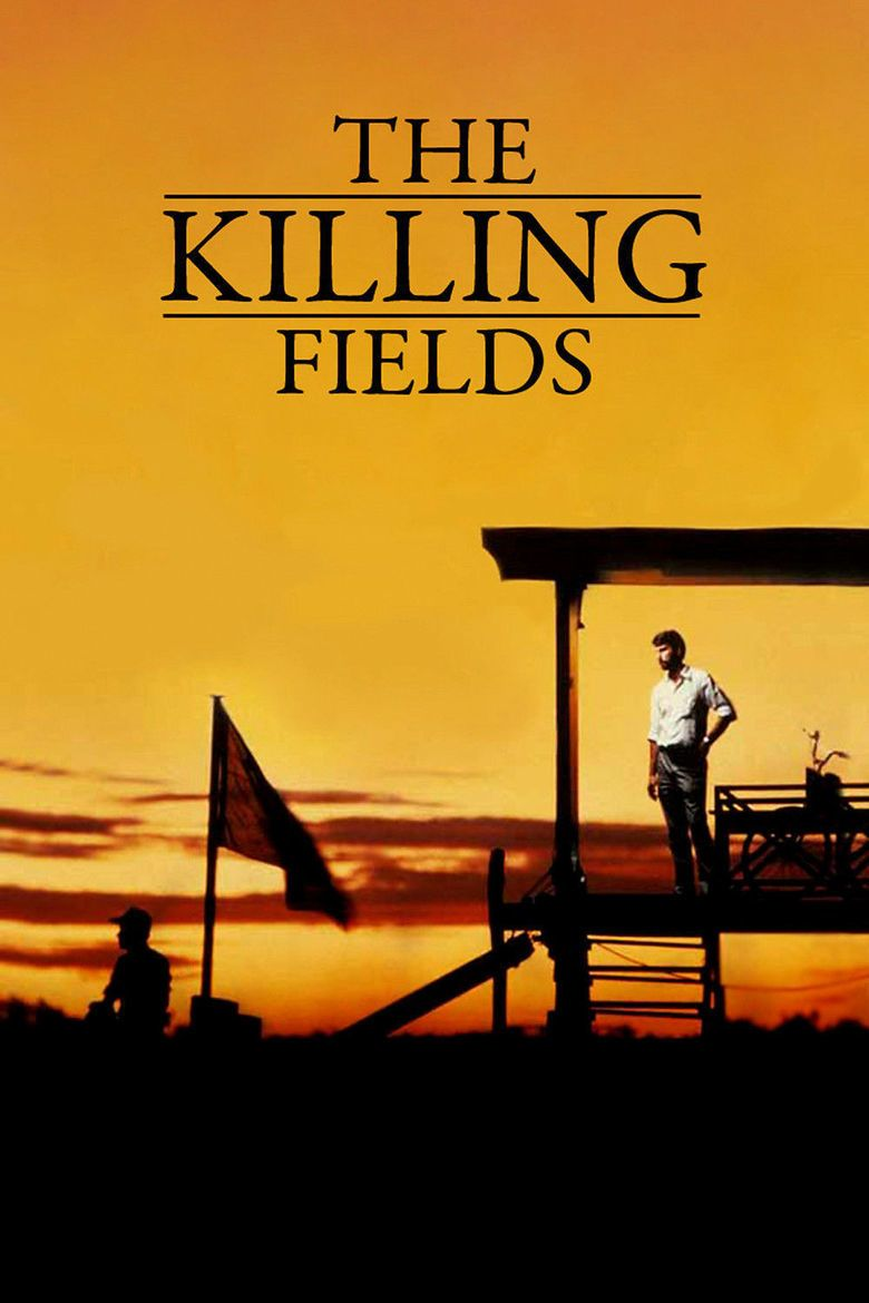 The Killing Fields (film) movie poster