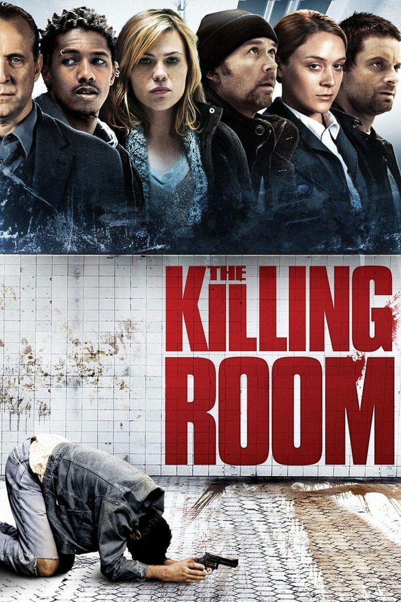 The Killing Room movie poster