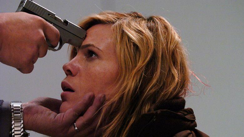 The Killing Room movie scenes