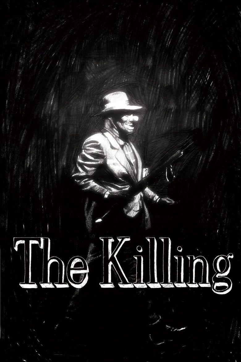The Killing (film) movie poster