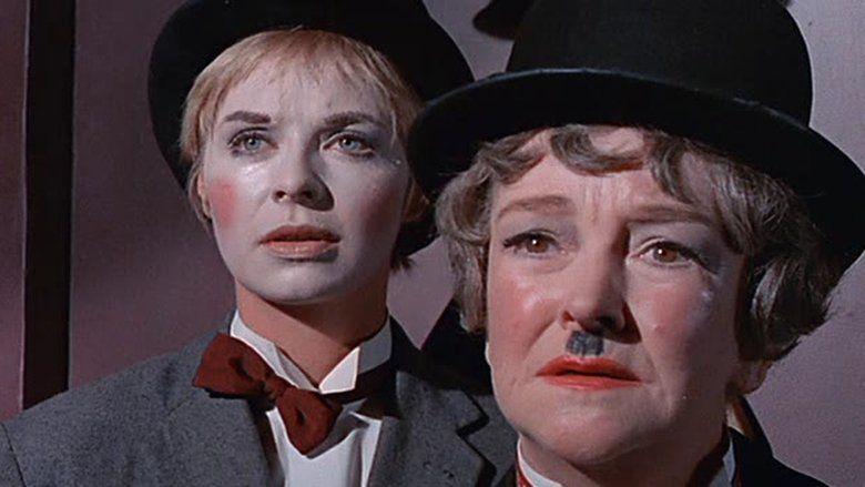 The Killing of Sister George movie scenes