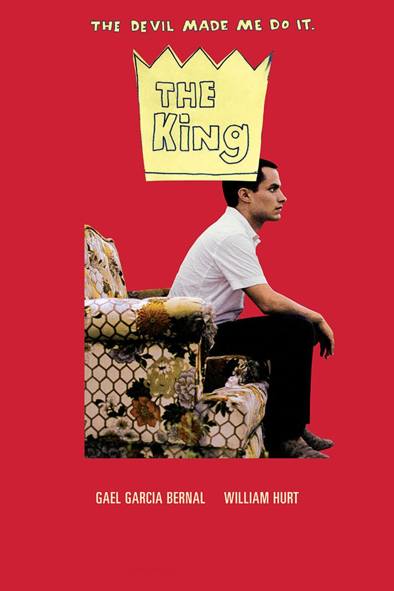 The King (2005 film) movie poster