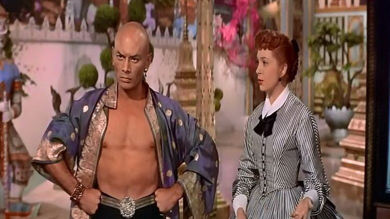 The King and I (1956 film) movie scenes