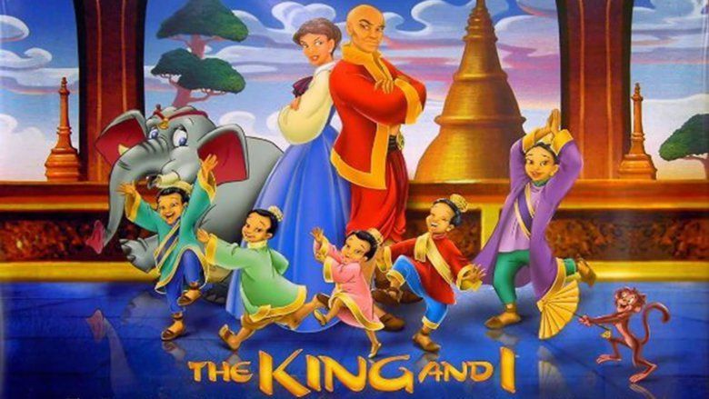 The King and I (1999 film) movie scenes