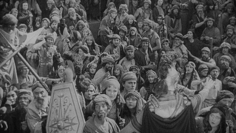 The King of Kings (1927 film) movie scenes