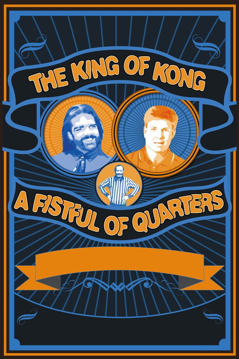 The King of Kong movie poster