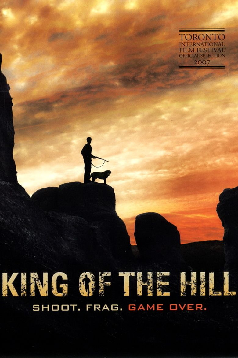 King Of The Mountain Movie