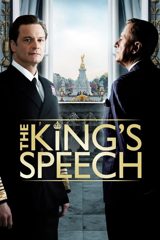 The Kings Speech movie poster. Writer David Seidler (screenplay)