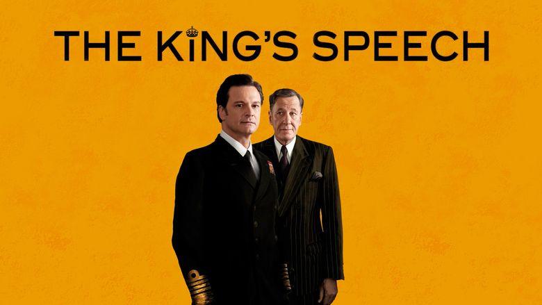 The Kings Speech movie scenes