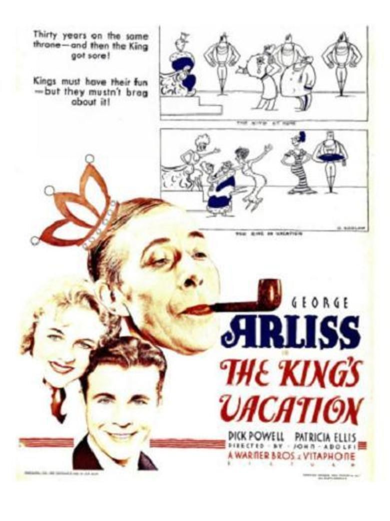 The Kings Vacation movie poster