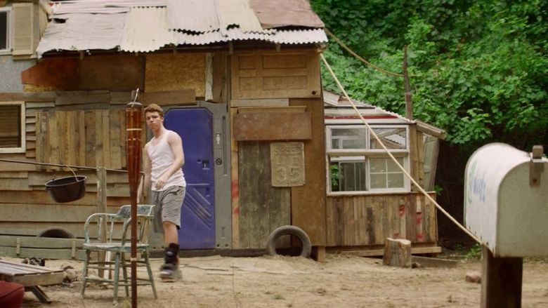 The Kings of Summer movie scenes