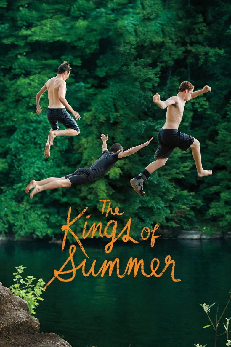 The Kings of Summer movie poster
