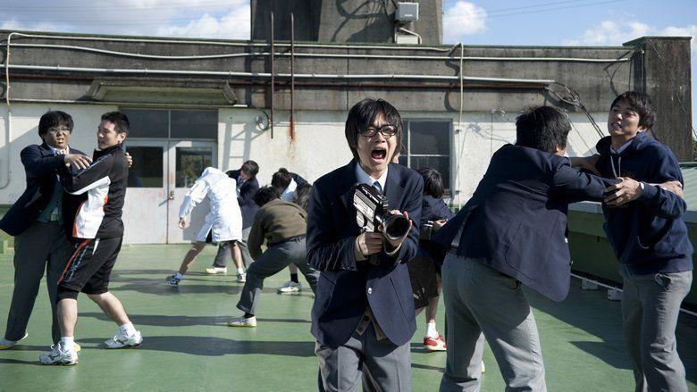 The Kirishima Thing movie scenes