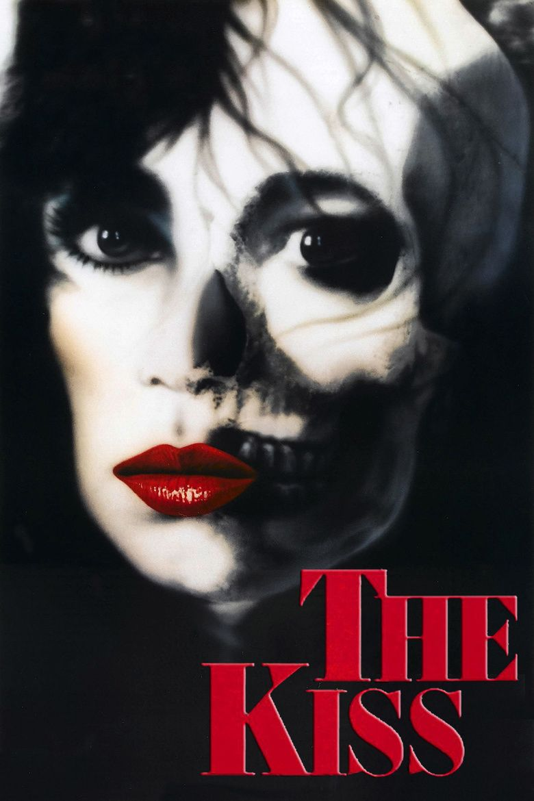 The Kiss (1988 film) movie poster