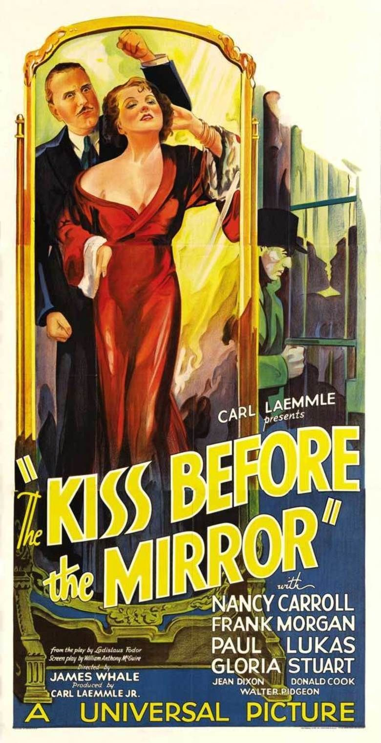 The Kiss Before the Mirror movie poster