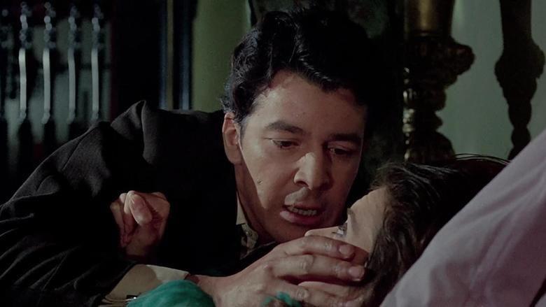 The Kiss of the Vampire movie scenes