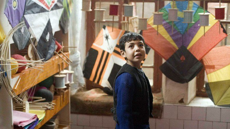 Arguments between kite runner book and film?