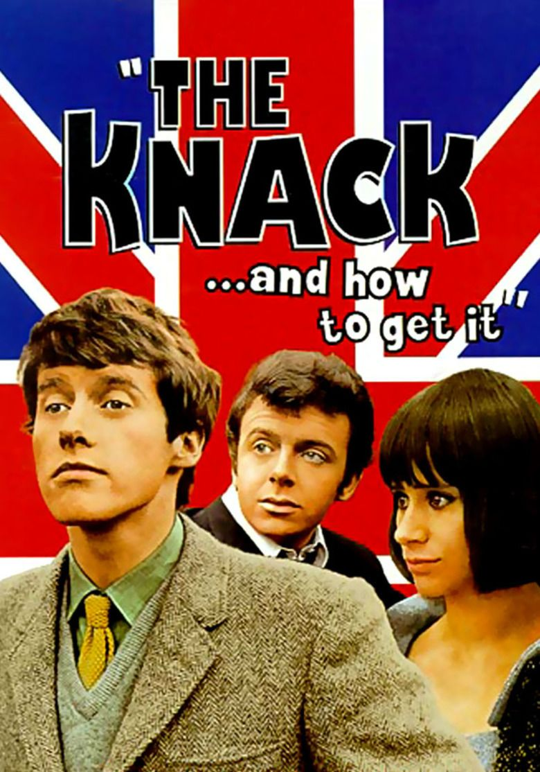 The Knack and How to Get It movie poster