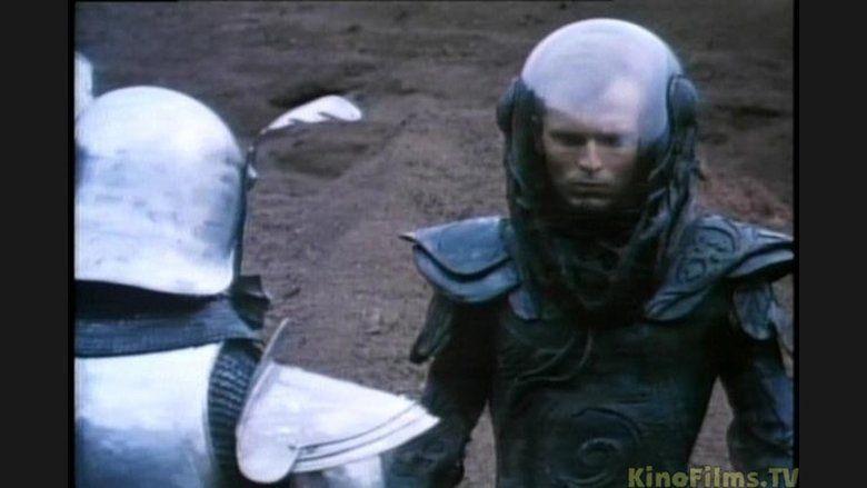 The Knight of the Dragon movie scenes