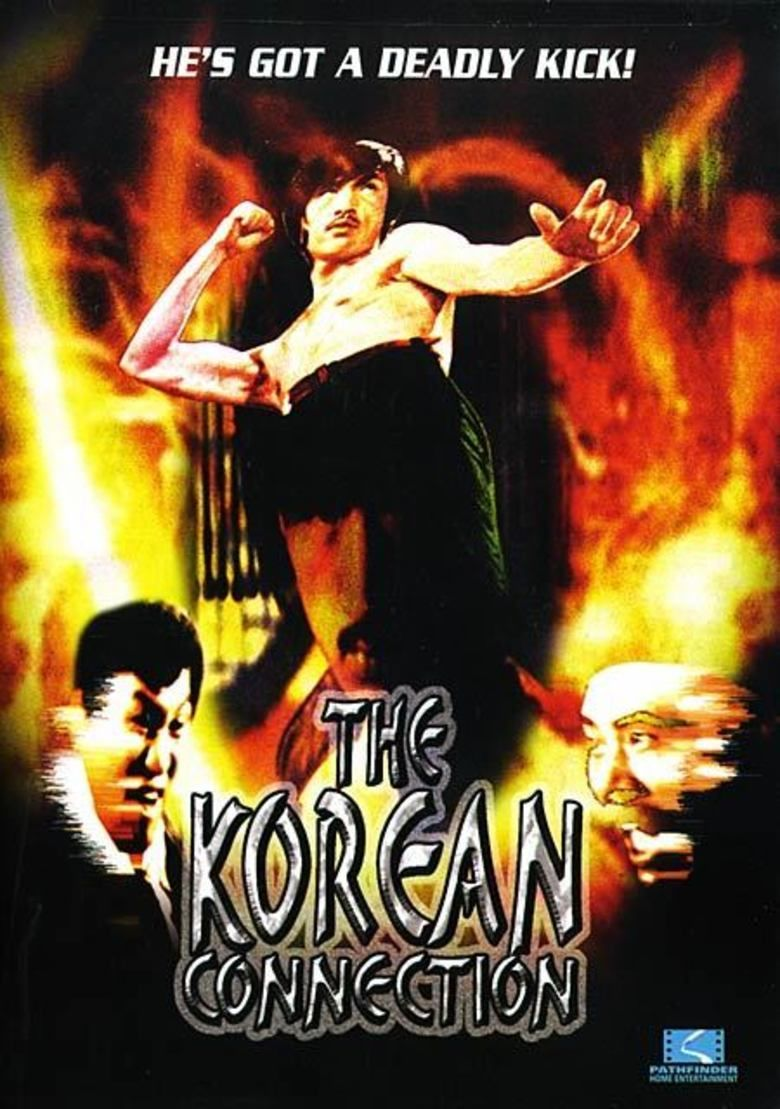 The Korean Connection movie poster
