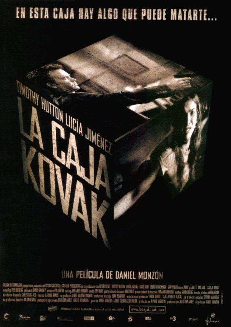 The Kovak Box movie poster