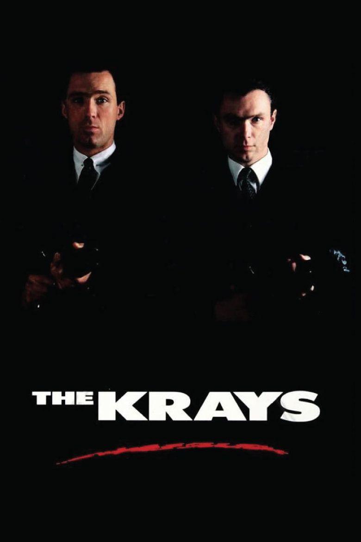 The Krays (film) movie poster