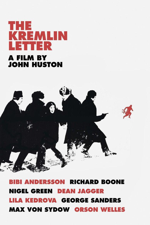 The Kremlin Letter movie poster