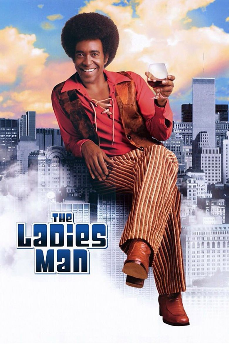 The Ladies Man (2000 film) movie poster