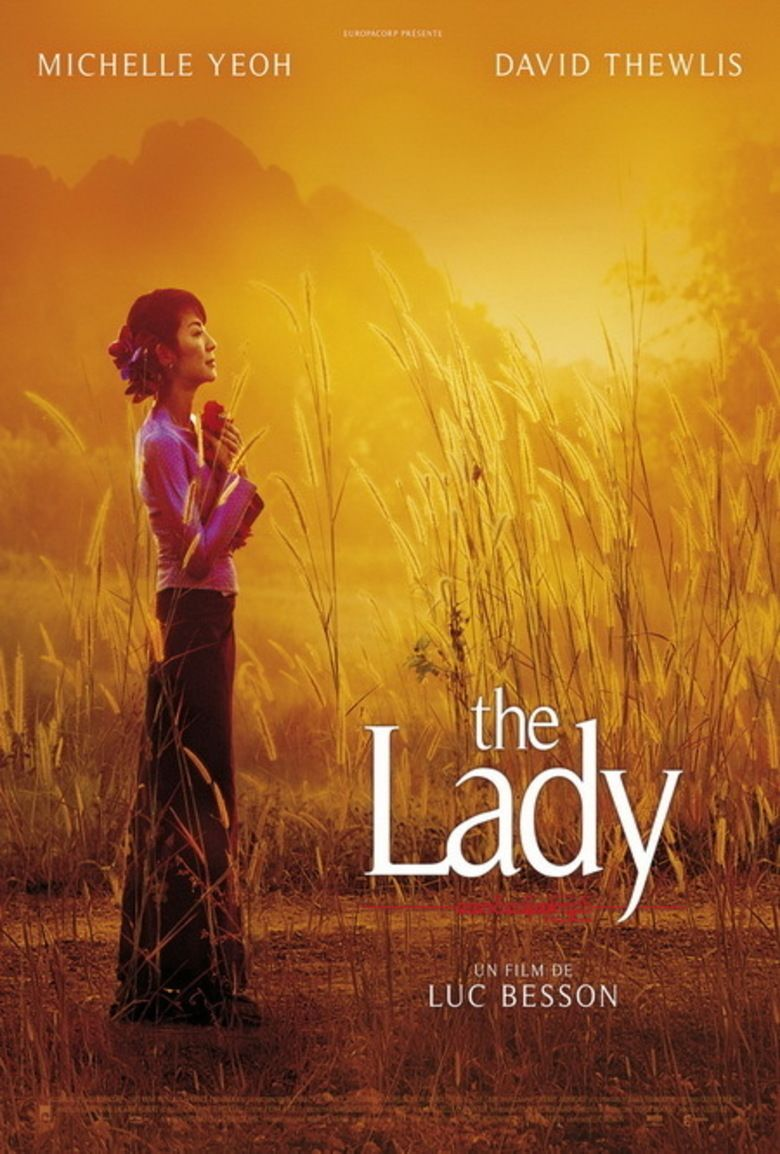 The Lady (2011 film) movie poster