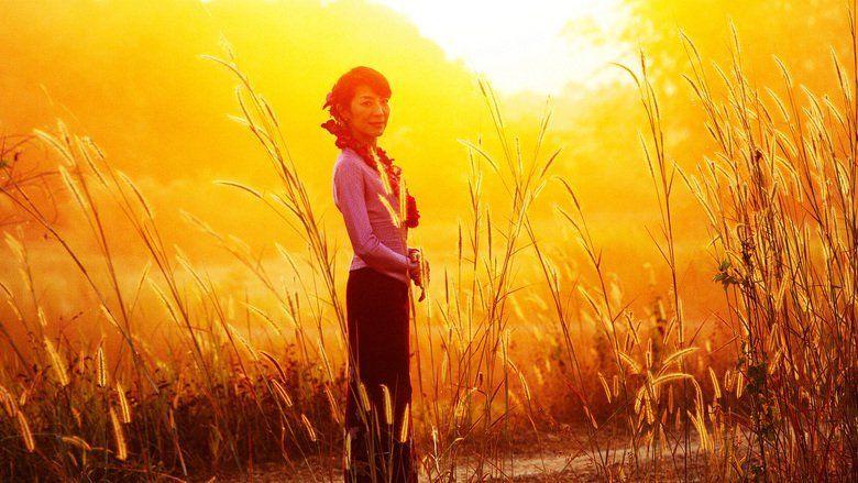 The Lady (2011 film) movie scenes