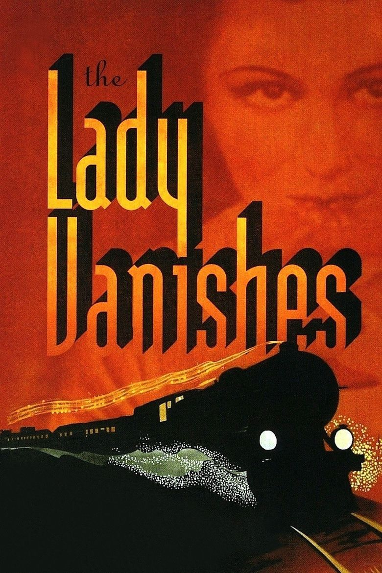 The Lady Vanishes (1938 film) movie poster