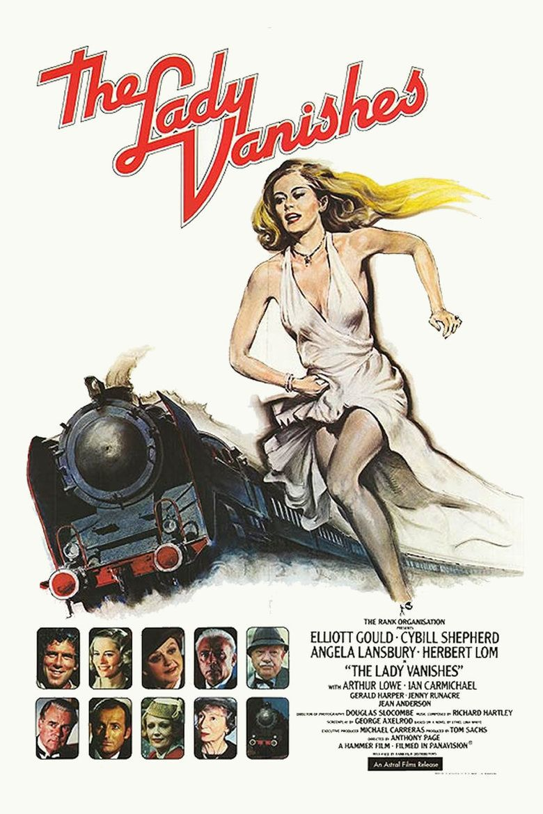The Lady Vanishes (1979 film) movie poster