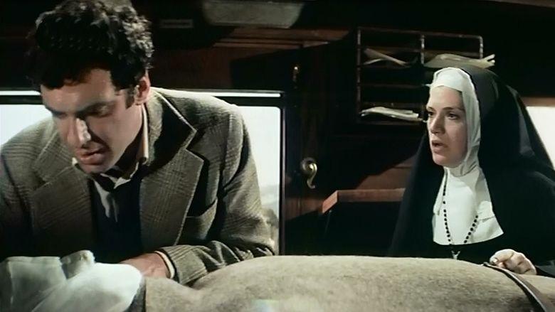 The Lady Vanishes (1979 film) movie scenes